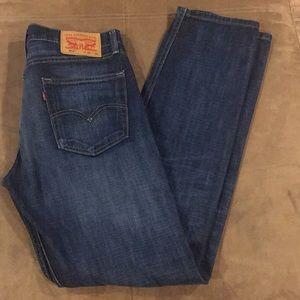 Men's Levi's 513 Jeans 32 32x34